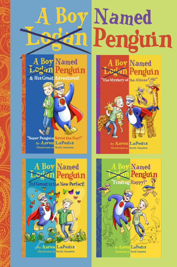 A Boy Named Penguin - All Four Books!