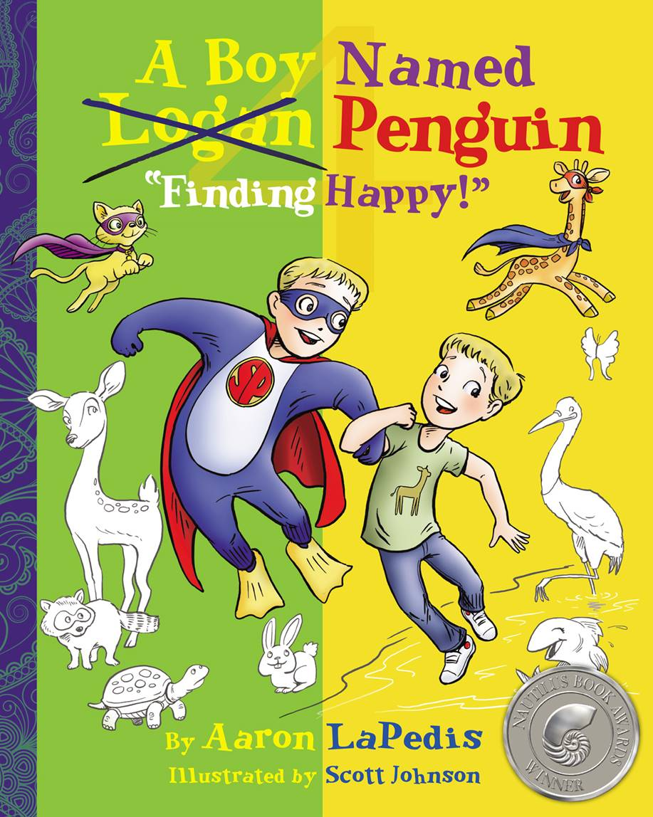 A Boy Named Penguin: Finding Happy