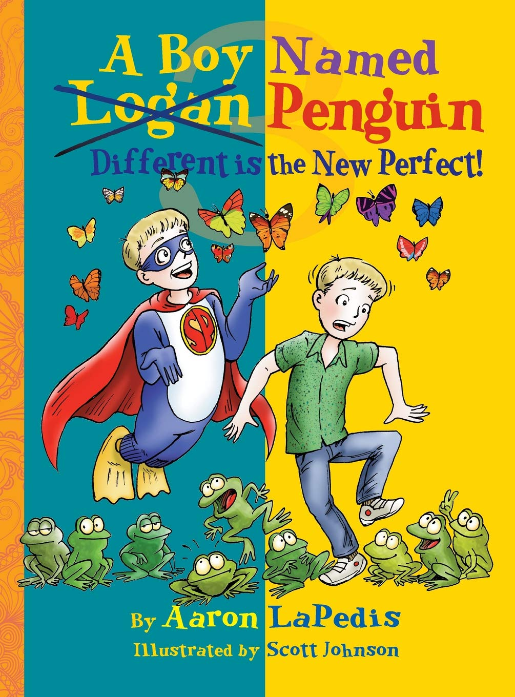 A Boy Named Penguin: Different is the New Perfect